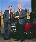 Main image of Inspector Morse (1987-2000)
