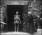 Main image of Haunted Curiosity Shop, The (1901)