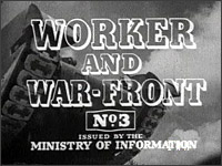Main image of Worker and War-Front (1942-1946)