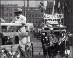 Main image of Mitchell and Kenyon: Bradford Coronation Procession (1902)