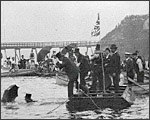 Main image of Mitchell and Kenyon: Tynemouth Swimming Gala (1901)