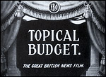 Main image of Topical Budget 152-1: Installation of Earl Beauchamp (1914)