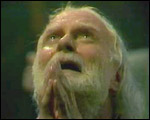 Lawrence Olivier as King Lear. This doesnt appear on my 100 books to read before you die list, but you should see the 1983 film.