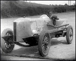 Main image of Topical Budget 90-1: Motor Racing at Brooklands (1913)