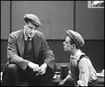 Main image of Two Lancashire Cotton Workers Discuss Safeguarding (1935)