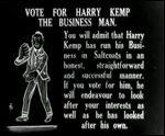 Main image of Vote For Harry Kemp (1920)