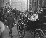 Main image of Topical Budget 252-2: Queen Alexandra's Drive Through London (1916)