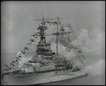 Main image of Topical Budget 675-1: The King With His Fleet (1924)