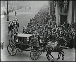 Main image of Topical Budget 549-1: Princess Mary Wedded to Viscount Lascelles, D.S.O., at Westminster Abbey (1922)