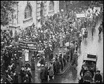 Main image of Topical Budget 204-1: Women's March Through London (1915)