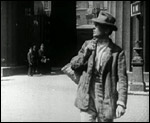 Main image of Burglar for One Night, A (1911)