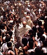 Main image of KS3 RE: Gandhi (1982)