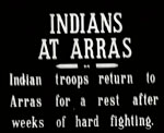 Main image of KS3/4 History: TB - Indians at Arras (1915)