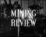 Main image of Mining Review: 1st Year (1947-48)