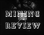 Main image of Mining Review: 3rd Year (1949-50)