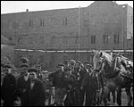 Main image of Mitchell and Kenyon: Employees Leaving Williamson's Factory (1901)