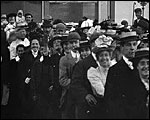 Main image of Mitchell and Kenyon: Parade on West End Pier (1901)
