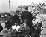 Main image of Mitchell and Kenyon: View of the Morecambe Sea Front (1901)
