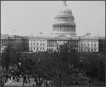 Main image of Topical Budget 500-1: America's New Ruler (1921)