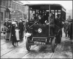 Main image of Topical Budget 57-2: Trackless Tramcar (1912)