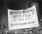 Main image of Topical Budget 704-1: What's Wrong with Fish? (1925)