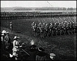 Main image of Topical Budget 266-1: The March Past (1916)