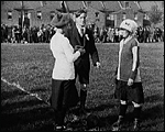 Main image of Topical Budget 315-1: Ladies' Football Match (1917)
