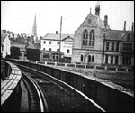 Main image of View from an Engine Front - Barnstaple (1898)