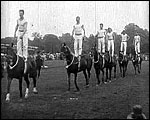 Main image of Topical Budget 148-2: Cavalry Display at Hurlingham (1914)