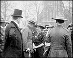 Main image of Topical Budget 296-1: Baden Powell Inspects Boy Scouts (1917)