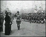 Main image of Topical Budget 351-1: The King Takes the Salute (1918)