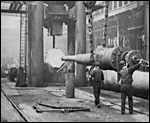 Main image of Birth of a Big Gun, The (1908)