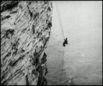 Main image of Cliff Climbing  - The Egg Harvest of Flamborough Head (1908)