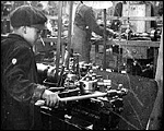 Main image of Topical Budget 246-1: Boy Munition Worker (1916)