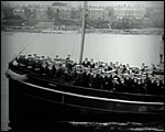 Main image of Topical Budget 613-2: Fleet Visits Belfast (1923)