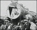 Main image of Topical Budget 110-1: Terrible Railroad Wreck (1913)