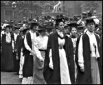 Main image of Mitchell and Kenyon: Birmingham University Procession (1901)