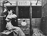 Main image of Kiss in the Tunnel, The (Bamforth) (1899)