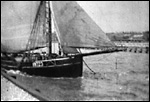 Main image of Yarmouth Fishing Boats Leaving Harbour (1896)