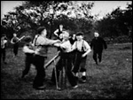 Main image of Boys' Cricket Match and Fight (1900)