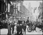 Main image of Royal Visit to Bolton. Street Scenes and Celebrations (1913)