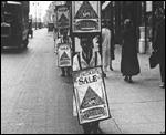 Main image of London Street Scenes c.1920s