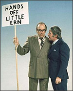 Main image of Morecambe, Eric (1926-1984) and Wise, Ernie (1925-1999)