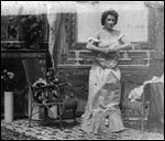 Main image of Victorian Lady in her Boudoir, A (1896)