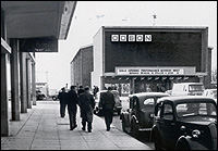 Odeon, Harlow, 1960 (later subdivided into three cinemas)