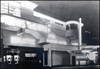 Waterloo Station News Theatre, 1934 (demolished)