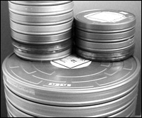 image of film cans