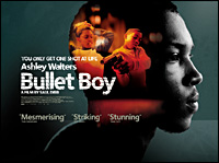 image of Bullet Boy poster