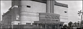 Photograph of an Odeon Kingstanding, Birmingham