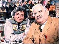 Still from Open All Hours